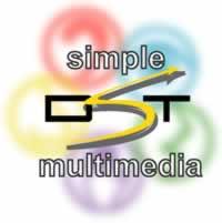 Simple DST Multimedia Logo